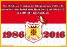 30 Jahre GCC